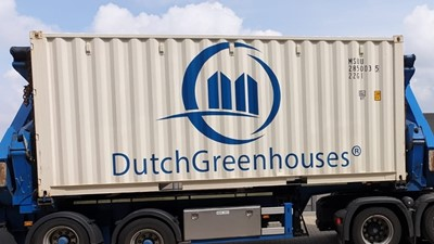 DutchGreenhouses® container